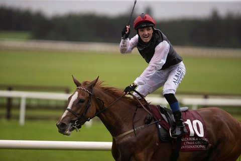 Search For A Song Serves Up Irish St. Leger Upset