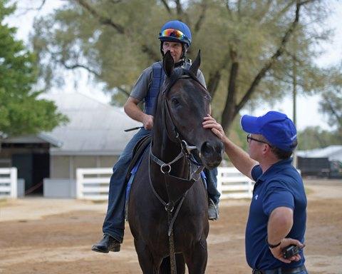 Vitalogy, Kimari Aim for Stakes Wins at Keeneland