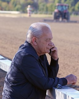 Hollendorfer Not Allowed to Race in 2019 Breeders' Cup