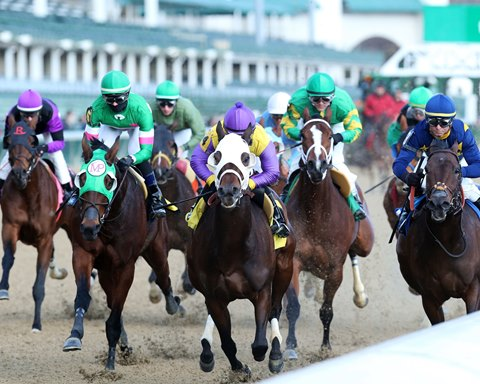Churchill Downs' Absence Noticeable in Nevada