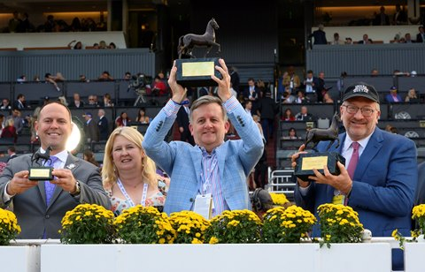 Klarman, Lawrence Secure Walk-Off Eclipse as Top Owner