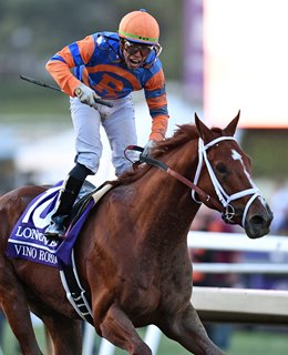 Vino Rosso, Mitole Retire to Spendthrift