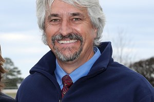 Hall of Fame trainer Steve Asmussen starts runners in Mine That Bird Derby and Island Fashion Stakes at Sunland Park