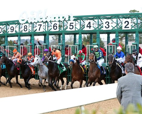 Oaklawn Tackles Challenges as 2021 Meet Gets Underway