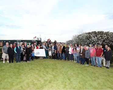Shedaresthedevil wins 2020 Honeybee Stakes at Oaklawn Park