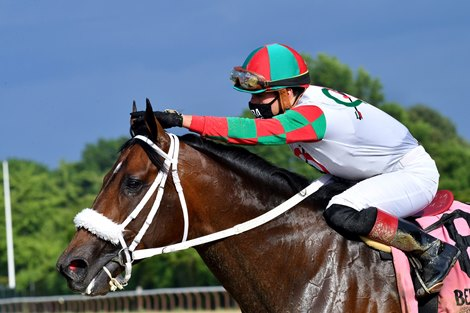 Firenze Fire, Pletcher Trio Post Works at Belmont