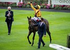 Campanelle after winning the June 20 Queen Mary at Ascot