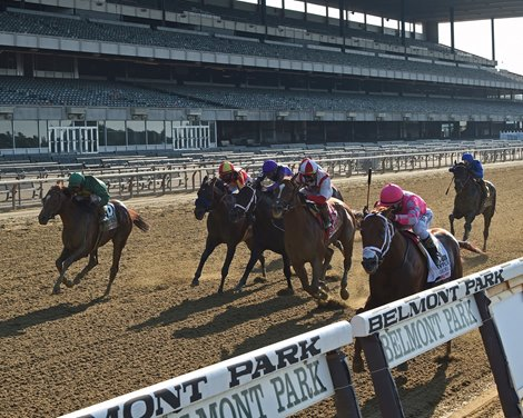 Belmont Spring/Summer Meet Closes With Increased Handle