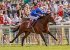 Pinatubo rallies to win the Prix Jean Prat at Deauville