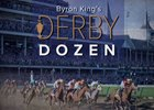 Byron King's Derby Dozen Graphic
