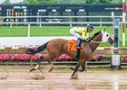 Cilla romps in a maiden test at Delaware Park