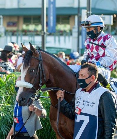 Breeze Next Week to Determine Tiz the Law's Race Plans