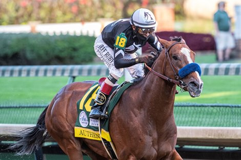 Authentic Leads Eclipse Awards Finalists