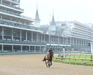 Storm the Court - Morning - Churchill Downs - 090120