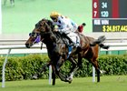 Golden Sixty wins 2020 Oriental Watch Sha Tin Trophy