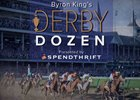 Derby Dozen Presented by Spendthrift Graphic
