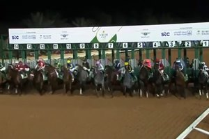 Race Replay: The Saudi Cup