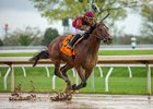 Stage Raider wins a maiden special weight Saturday, April 10, 2021 at Keeneland